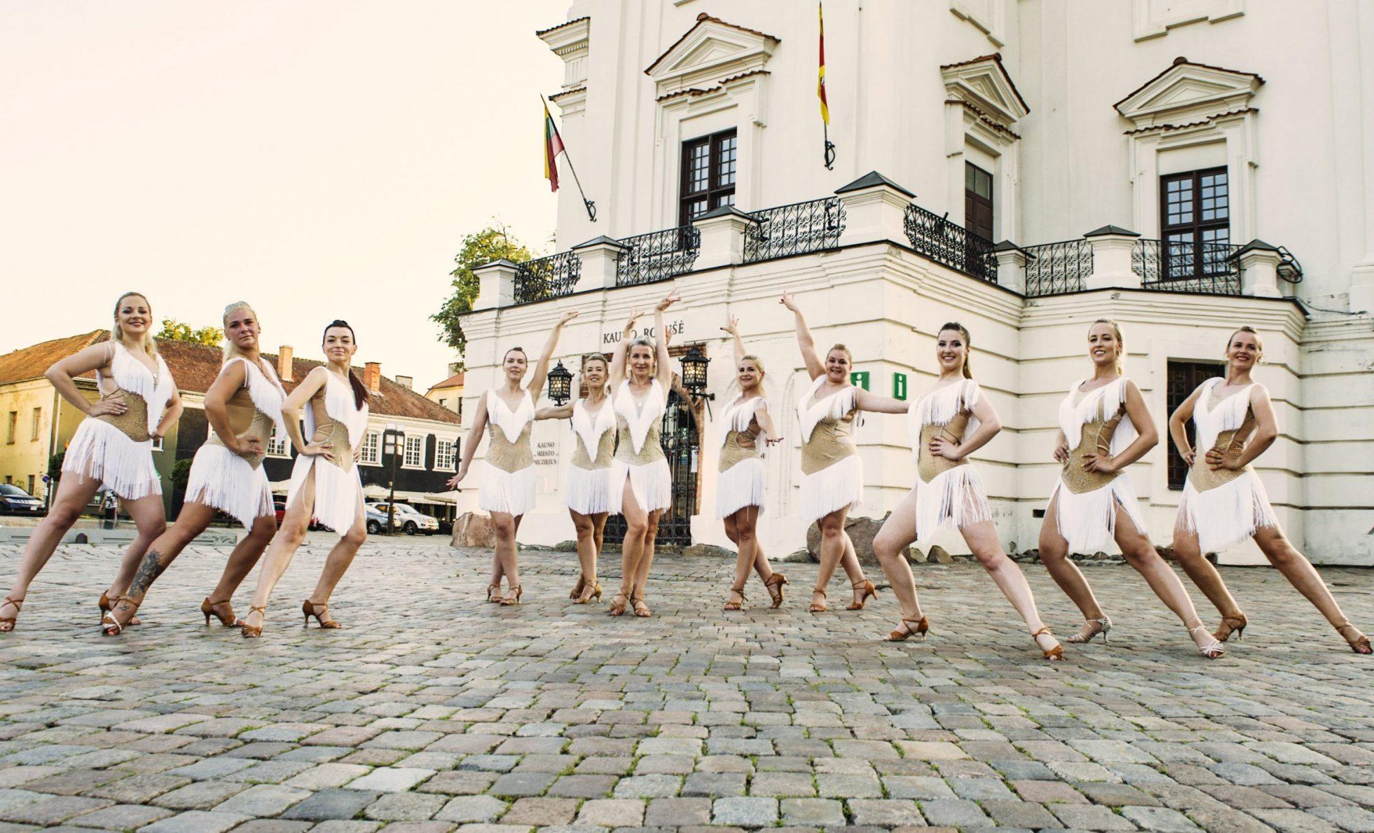 Naujas šokių sezonas nuo Rugsėjo 6d.